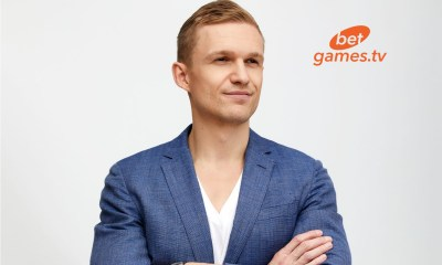 BetGames.TV hires Playtech's Andreas Köberl as CEO