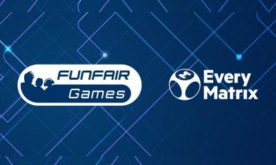 EveryMatrix signs RGS Matrix partnership with FunFair Games