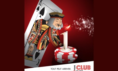 GAMING1 celebrates Circus Club Paris' first birthday