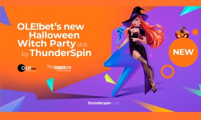 ThunderSpin's Halloween slot is set to scare the competition stiff