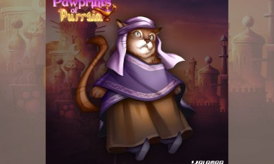 Kalamba Games invites players to seek their fur-tune in Pawprints of Purrsia
