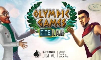 R. Franco Digital launches hotly anticipated TIME LAB II - Olympic Games