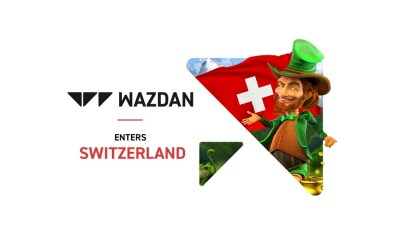 Wazdan set for Switzerland entry