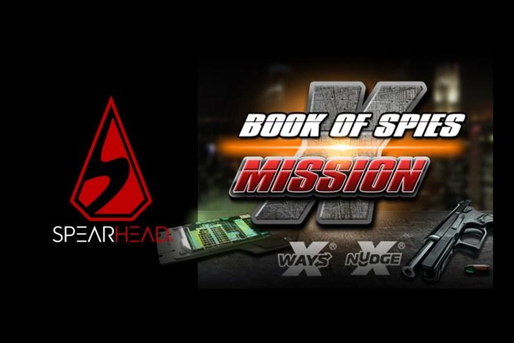 Spearhead Studios meluncurkan Book of Spies: Mission X andalannya