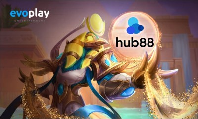 Evoplay Entertainment continues global growth with Hub88