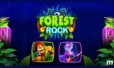 Forest Rock Online Slot by Expanse Studios