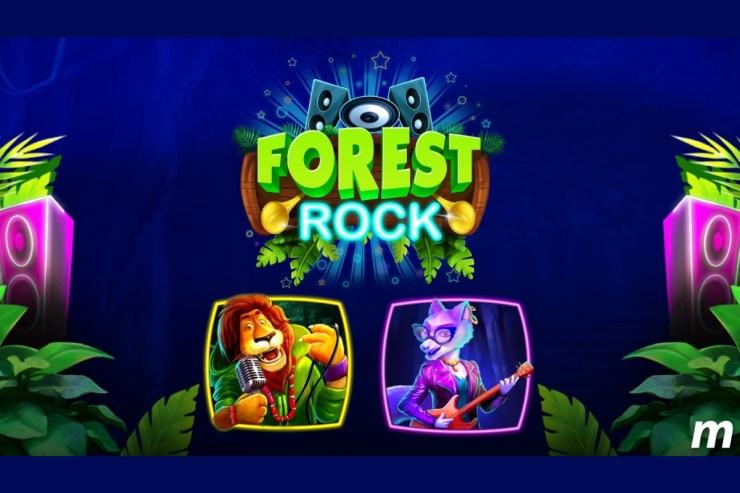 Slot Online Forest Rock oleh Expanse Studios