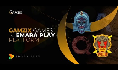Gamzix's new agreement with Emaraplay