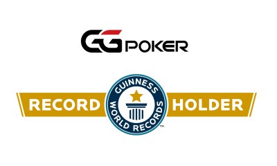 GGPoker Breaks Online Poker GUINNESS WORLD RECORDS™ Title