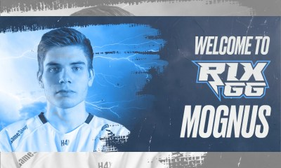 "Rix.GG signs Joonas ""Mognus"" Salo to Rocket League roster"