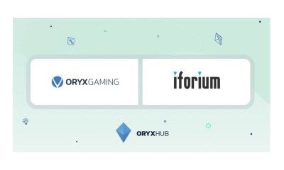 ORYX Gaming adds content to Iforium platform