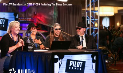 Pilot Games PiCON Conference Just Around The Corner