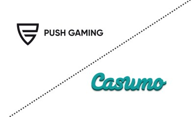 Push Gaming extends Casumo partnership with new content deal