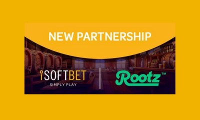 iSoftBet goes live with Rootz