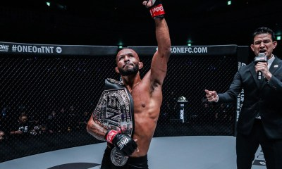 Singapore's One Championship Partners with Facebook