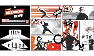 4Elements Esports - CSGO Roster Announcement