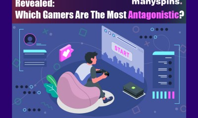 REVEALED: Which Gamers Are the Most Antagonistic?