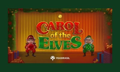 Yggdrasil prepares for Christmas with festive hit Carol of the Elves
