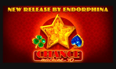 Chance Machine 40 - new slot by Endorphin
