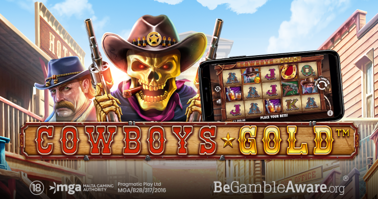 Set Pragmatis untuk Showdown di Cowboys Gold