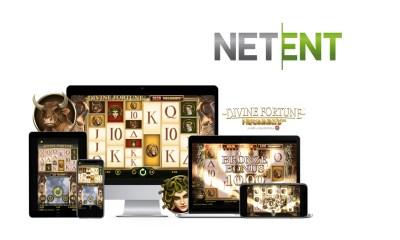 NetEnt recreates a classic as it unveils Divine Fortune Megaways™