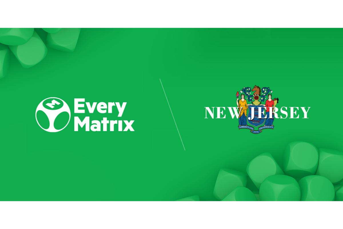 EveryMatrix berlaku untuk lisensi permainan New Jersey