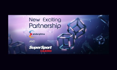 Exciting new partnership between Endorphina and Supersport for the Croatian Market