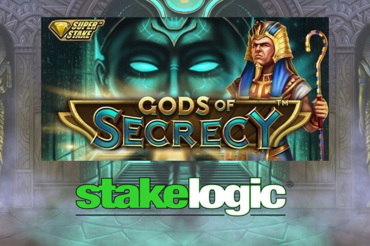 Stakelogic menampilkan Gods of Secrecy ™