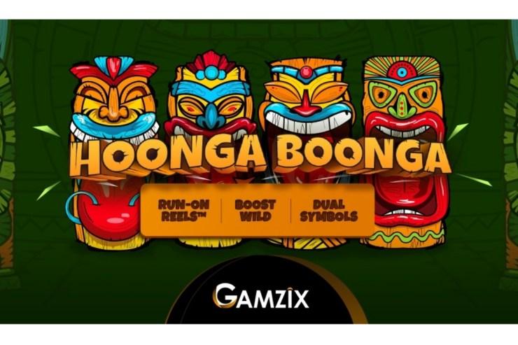 Gamzix merilis Hoonga Boonga