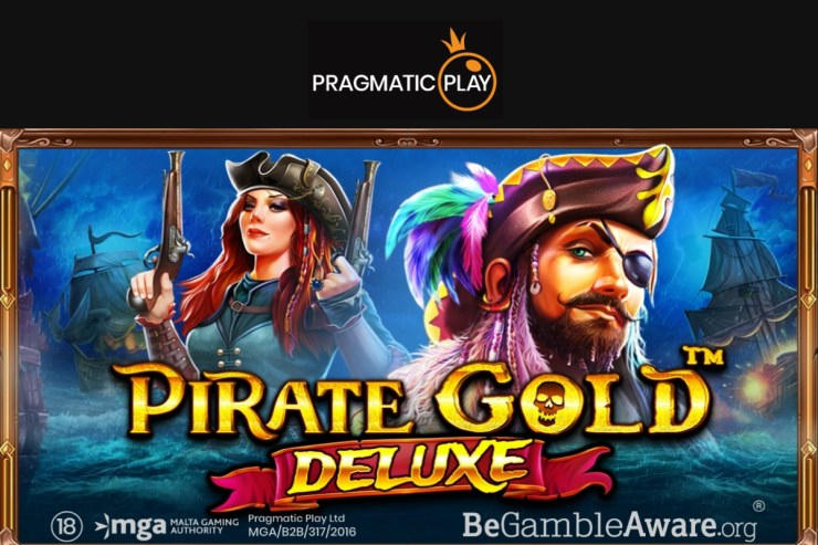 Pragmatic Play Sets Sail in Search of Wins in Pirate Gold Deluxe