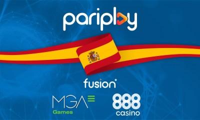 Pariplay Enters Spain Through Fusion™ Platform Partnership with MGA Games