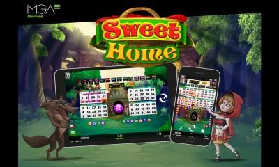 MGA Games launches Sweet Home Bingo, their latest video bingo