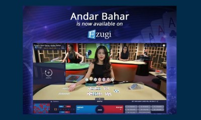 Ezugi breaks new ground with OTT™ Andar Bahar