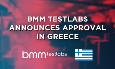 BMM Testlabs announces approval in Greece