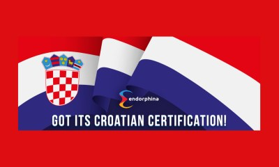 Endorphina enters the Croatian market!