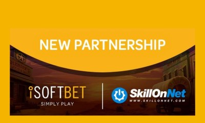 iSoftBet launches long-term partnership with SkillOnNet