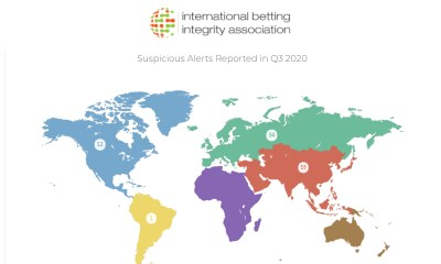IBIA reports 76 cases of suspicious betting