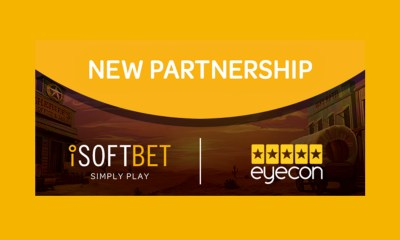 iSoftBet launches Eyecon games catalogue to Game Aggregation Platform