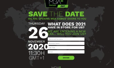 News ahead of MGA Games Day, the online event for casino operators around the world