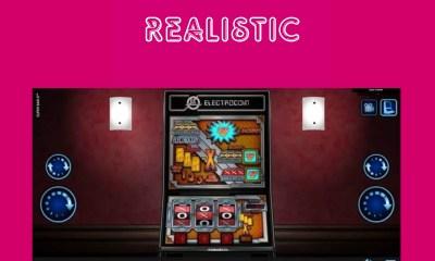 Realistic Games Brings Electrocoin Classic Super Bar-X™ Online