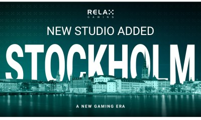 Relax Gaming hires new in-house Stockholm studio