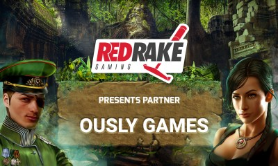 Red Rake Gaming partners with Ously Games