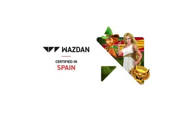 Wazdan receives Spanish certification
