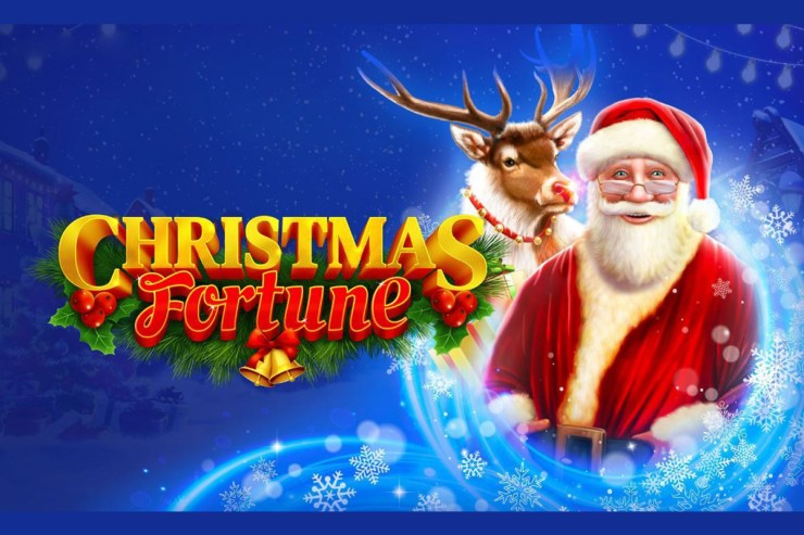 RubyPlay Launches Christmas Fortune Video Slot