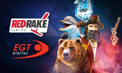 Red Rake Gaming partners with EGT Digital
