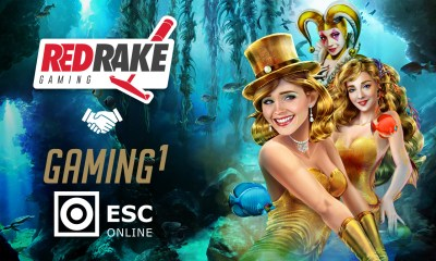 Red Rake Gaming Partners with Gaming1 for launch on Portugal's ESC Online