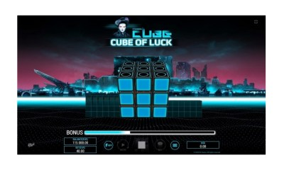 BF Games releases unique 3D slot Stunning Cube™
