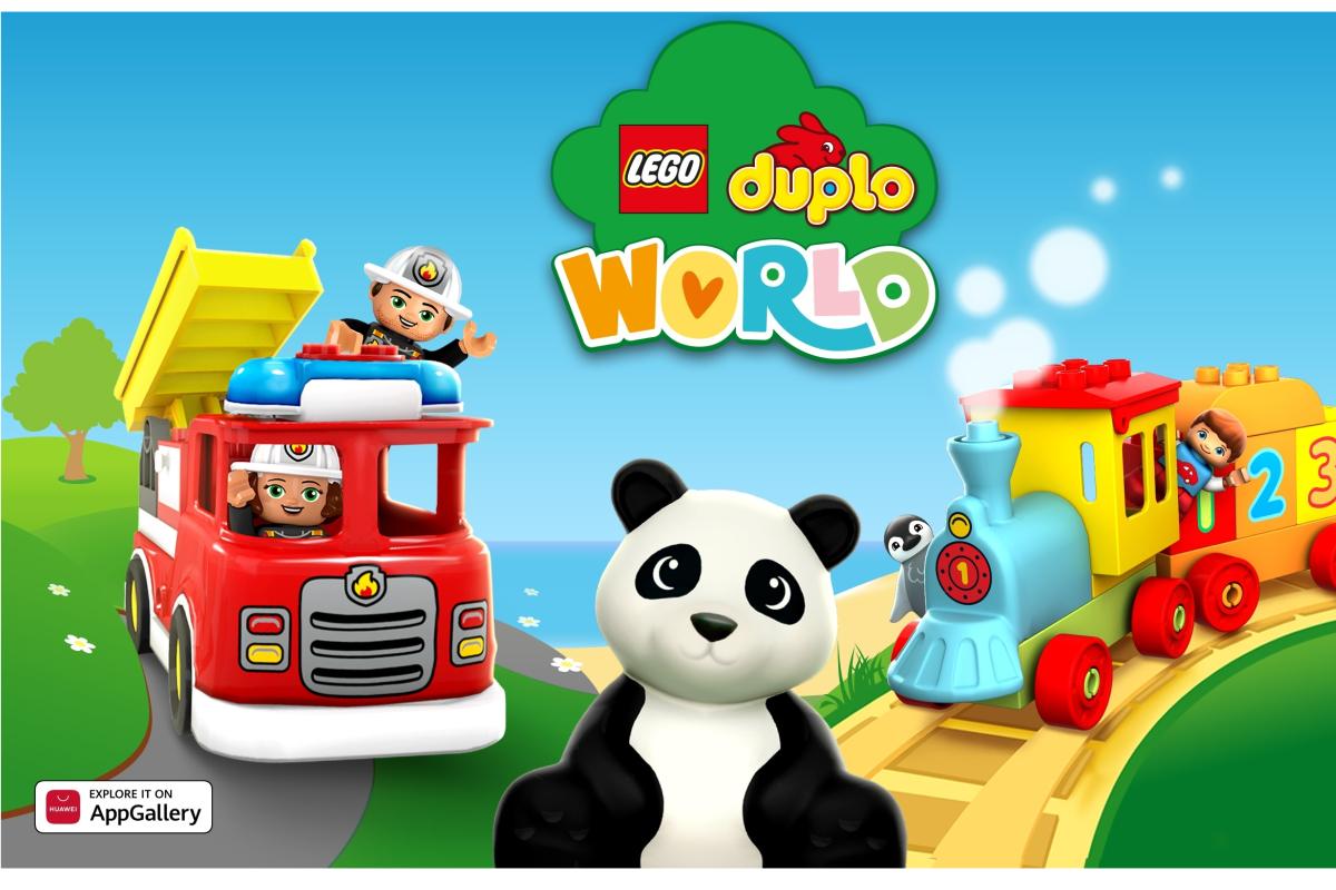 LEGO® bergabung dengan AppGallery untuk menghadirkan pengalaman belajar dan bermain bagi pengguna Huawei