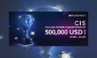 BetConstruct Holds the CIS Online Poker Tournament