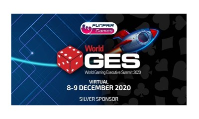 FunFair Games to play leading role at prestigious World Gaming Executive Summit